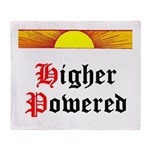 HIgher Powered (Sunrise) Throw Blanket