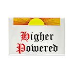 HIgher Powered (Sunrise) Rectangle Magnet