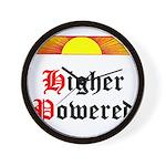 HIgher Powered (Sunrise) Wall Clock