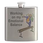 Working on My Emotional Balance Flask