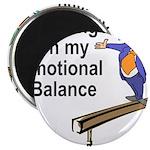 Working on My Emotional Balance Magnet