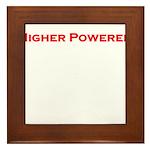 Higher Powered Framed Tile