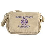 Smith Wilson University Messenger Bag