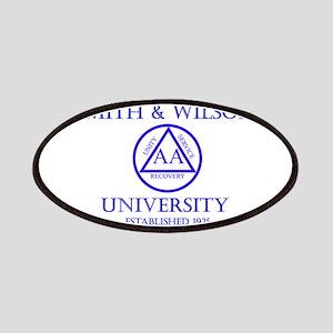 Smith Wilson University Patch