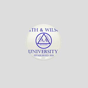 Smith Wilson University Mini Button