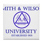 Smith Wilson University Tile Coaster