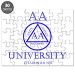 AA University Puzzle