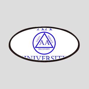 AA University Patch