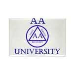 AA University Rectangle Magnet (100 pack)
