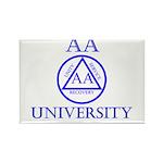 AA University Rectangle Magnet (10 pack)