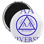 AA University Magnet