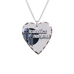 Alcoholics Anonymous Necklace