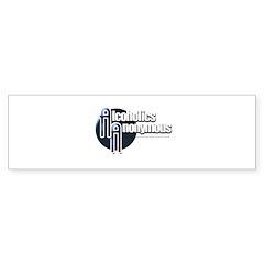 Alcoholics Anonymous Sticker (Bumper 50 pk)