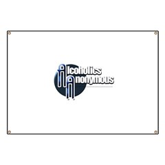 Alcoholics Anonymous Banner