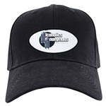 Alcoholics Anonymous Black Cap with Patch