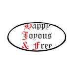 Happy Joyous Free Patch