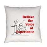 Voice of Experience Everyday Pillow