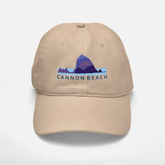 Cannon Beach. Baseball Baseball Cap