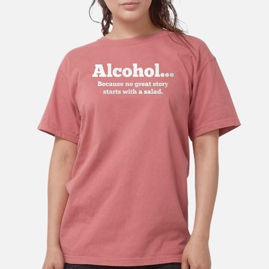 Alcohol Women's Dark T-Shirt