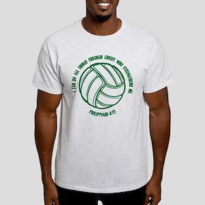 PHILIPPIANS 4:13 Light T-Shirt