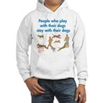 Play and Stay Hooded Sweatshirt