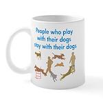 Play and Stay Mug