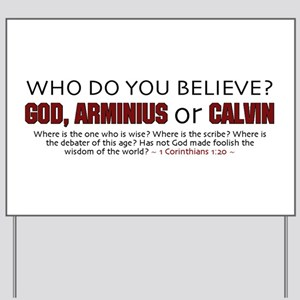 Who Do You Believe 2.0 - Yard Sign