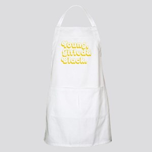 Young, Gifted & Black. Apron