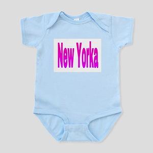 New Yorka Body Suit