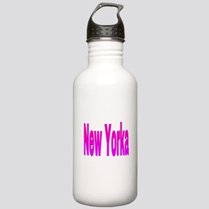 New Yorka Stainless Water Bottle 1.0L