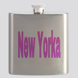 New Yorka Flask