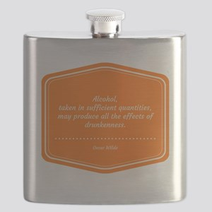 Alcohol In Quantity Flask
