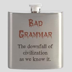 Bad Grammar Flask