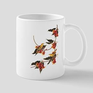 Rathbone's Warblers Vintage Audubon Art Mugs