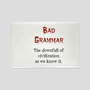 Bad Grammar Magnets