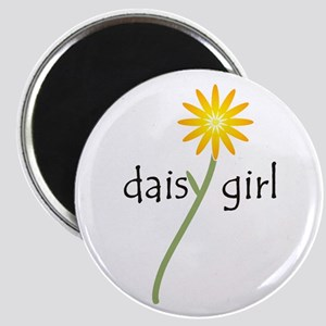 Daisy Girl Magnet
