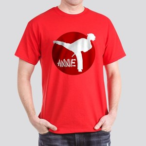 Annie Karate Dark T-Shirt