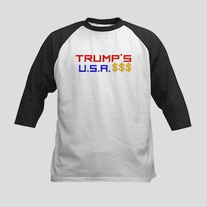 TRUMP'S U.S.A. Baseball Jersey