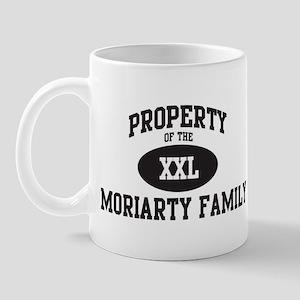 Property of Moriarty Family Mug