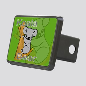 Koala Bear Rectangular Hitch Cover