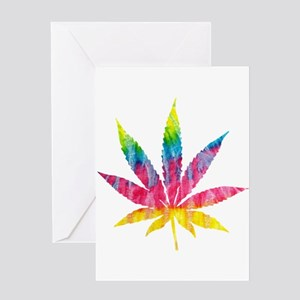 Birthday Marijuana Greeting Cards Cafepress
