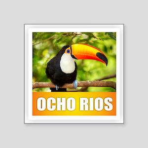 Ocho Rios Sticker
