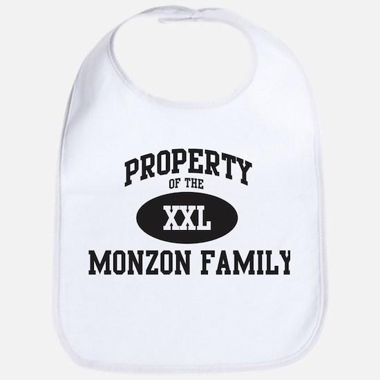 Property of Monzon Family Bib