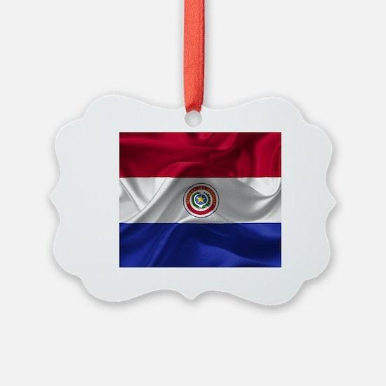 Unique Paraguay Ornament