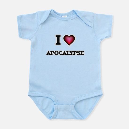 I Love Apocalypse Body Suit