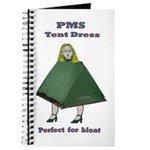 PMS Tent Dress Journal