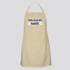 Parasailing fanatic BBQ Apron