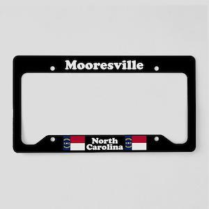 Mooresville NC License Plate Holder