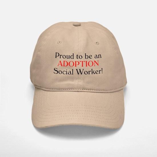 Proud Adoption SW Baseball Baseball Cap