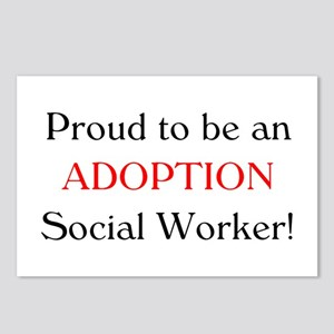 Proud Adoption SW Postcards (Package of 8)